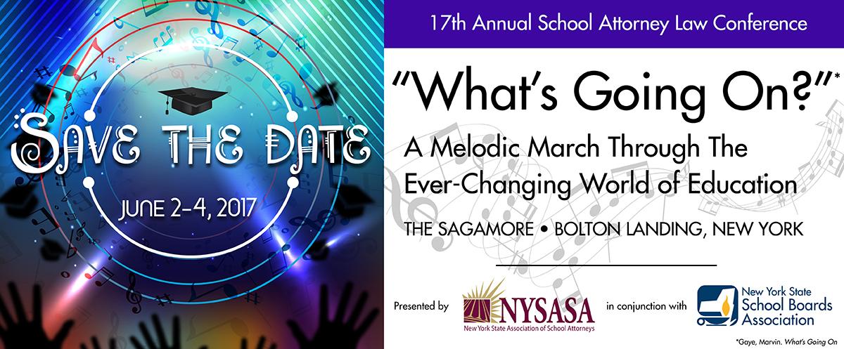 2017 NYSASA Conference