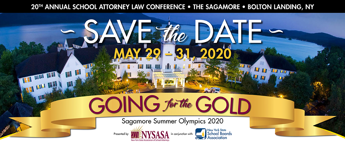 2020 NYSASA (Save the Date) Conference
